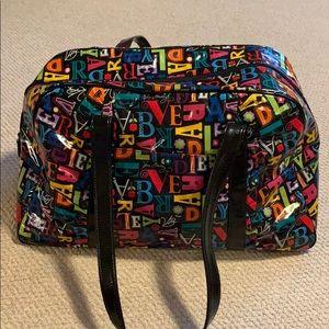 EXCLUSIVE/RARE Vera Bradley overnight bag